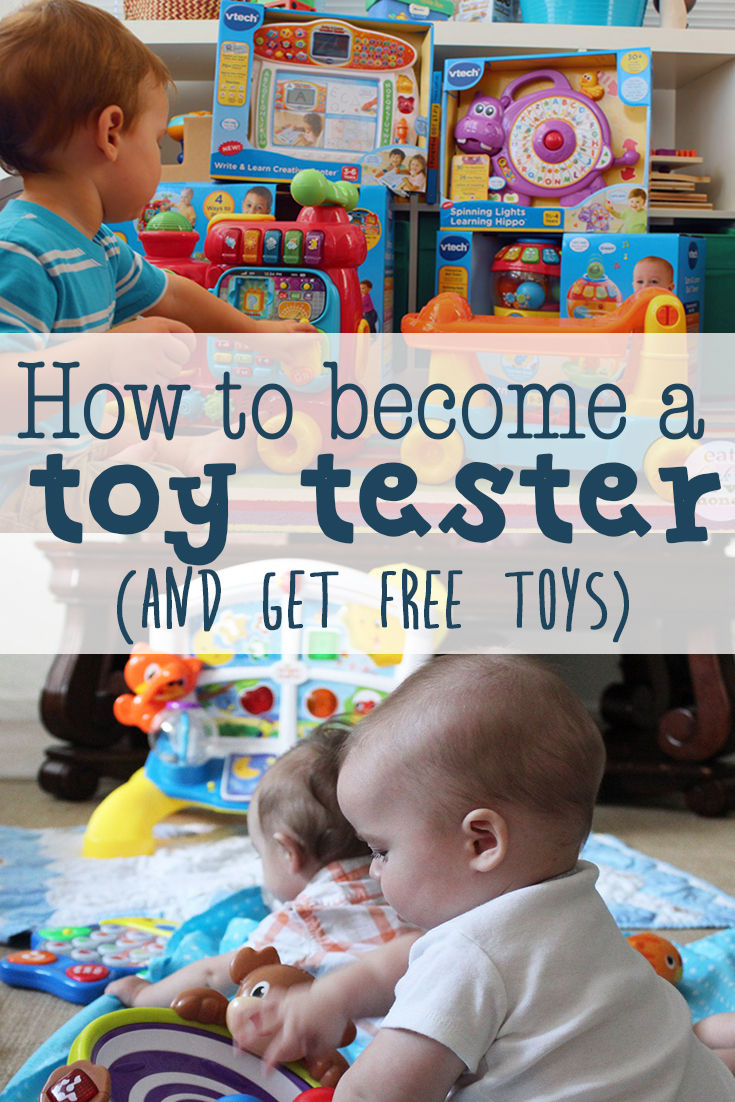 How to become a toy tester and get free toys