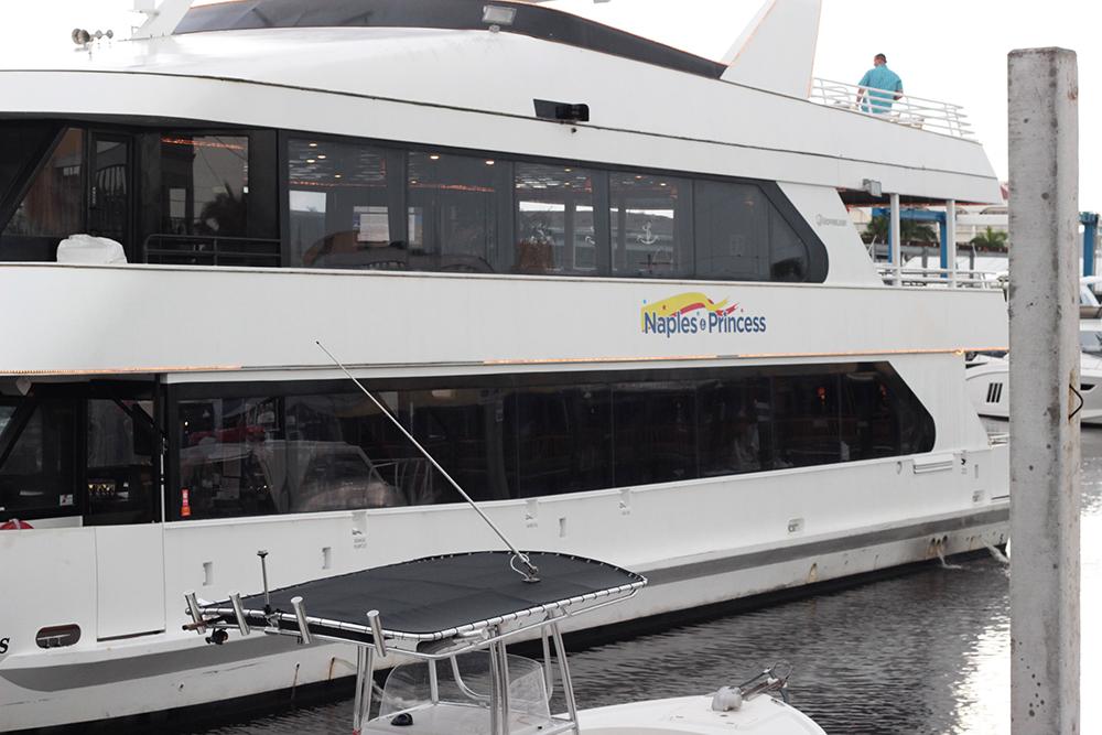 Naples Princess Cruise