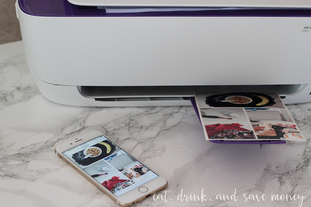 New HP printer to make back to school checklist