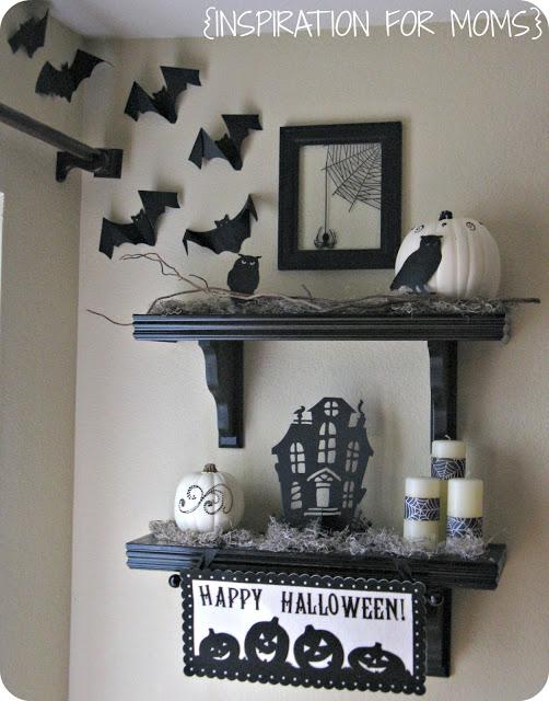 halloweenshelves