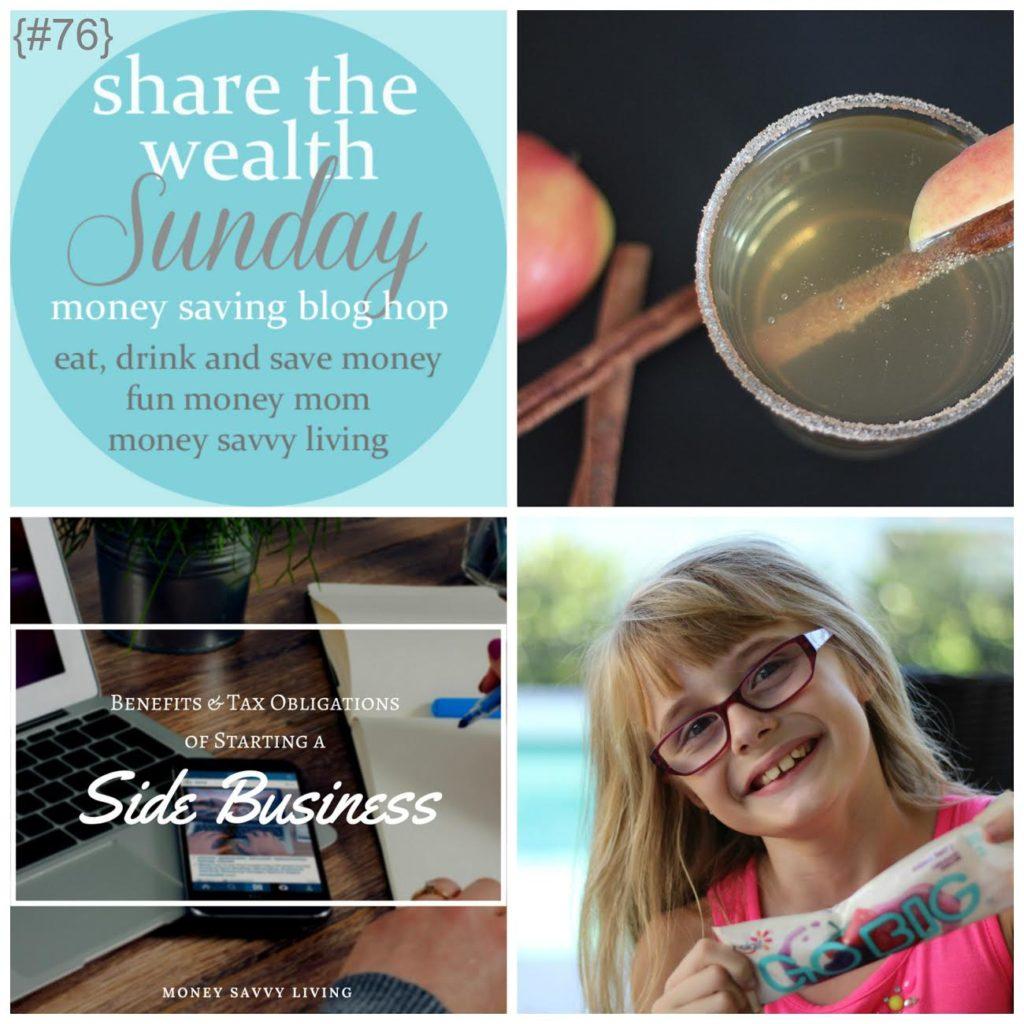 Share the Wealth Sunday #76