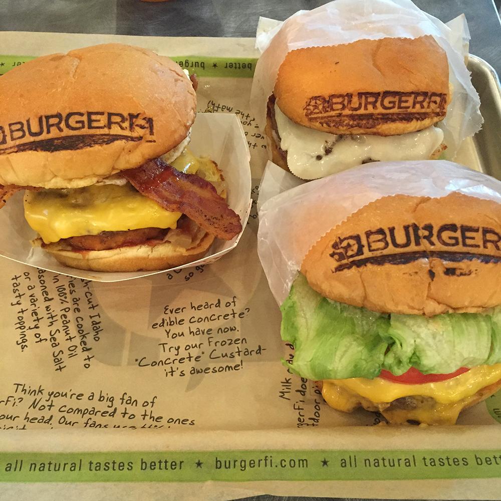 burgerfi burgers