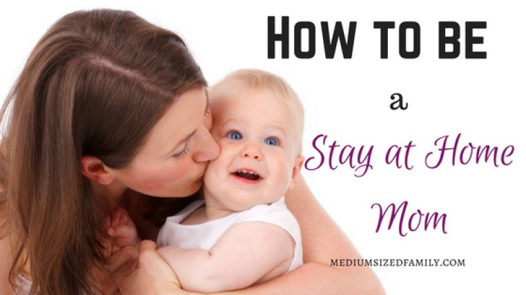 how to be a stay at home mom share the wealth sunday