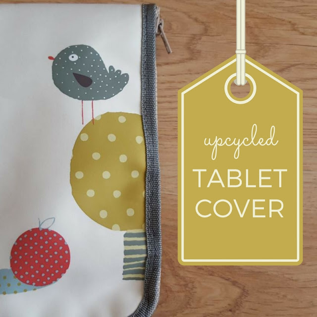 upcycled tablet cover share the wealth Sunday