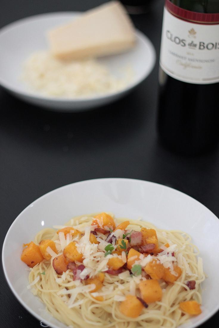 yummy-butternut-squash-over-angel-hair-pasta-with-sage-cream-sauce