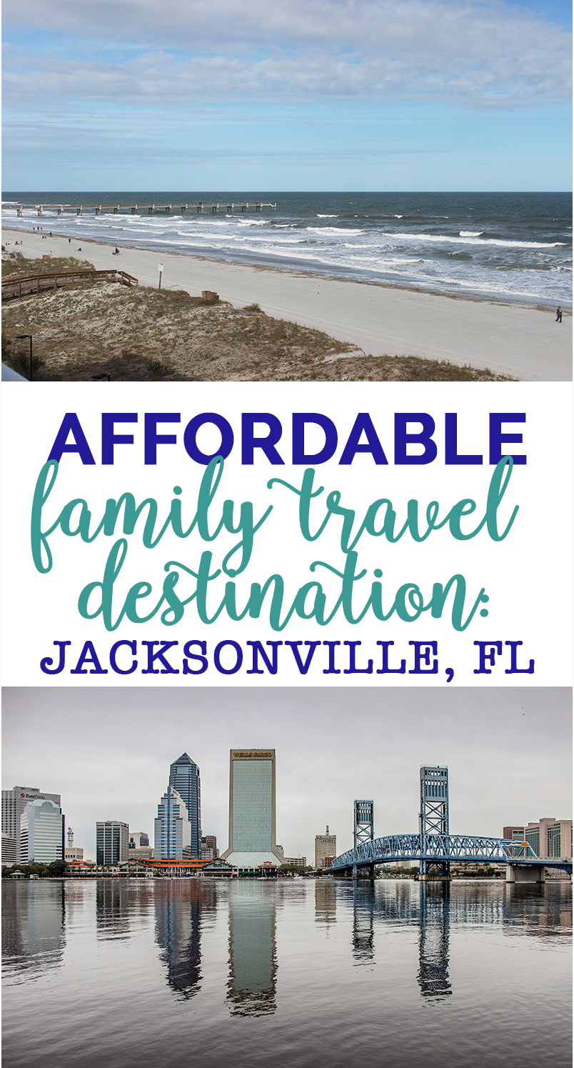 Looking for an affordable place to visit in Florida? Head to Jacksonville! Affordable Family Travel Destination: Jacksonville, FL