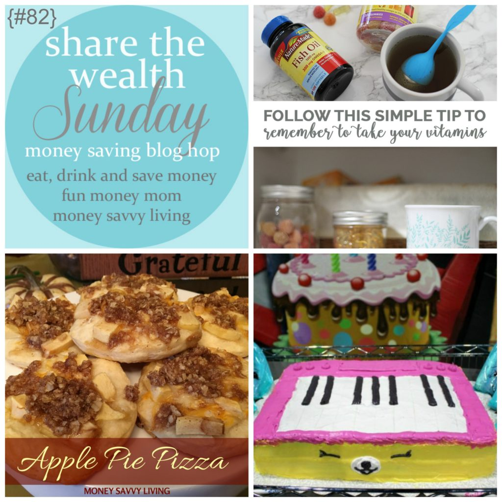 Share the wealth Sunday 82