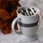 Peppermint mocha recipe to save you money on takeout coffee + Ninja Coffee BarⓇ System Giveaway!