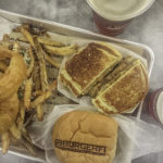 Week in review: BurgerFi Grilled Cheese Burger Dinner