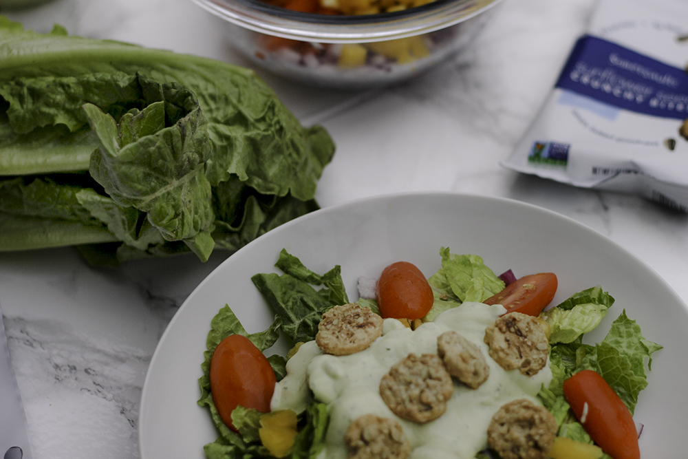 Easy recipe for avocado ranch dressing