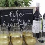 A taste of Australia: Shiraz wine tasting party