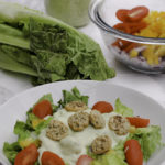 Lightened-Up Avocado Ranch Dressing Recipe