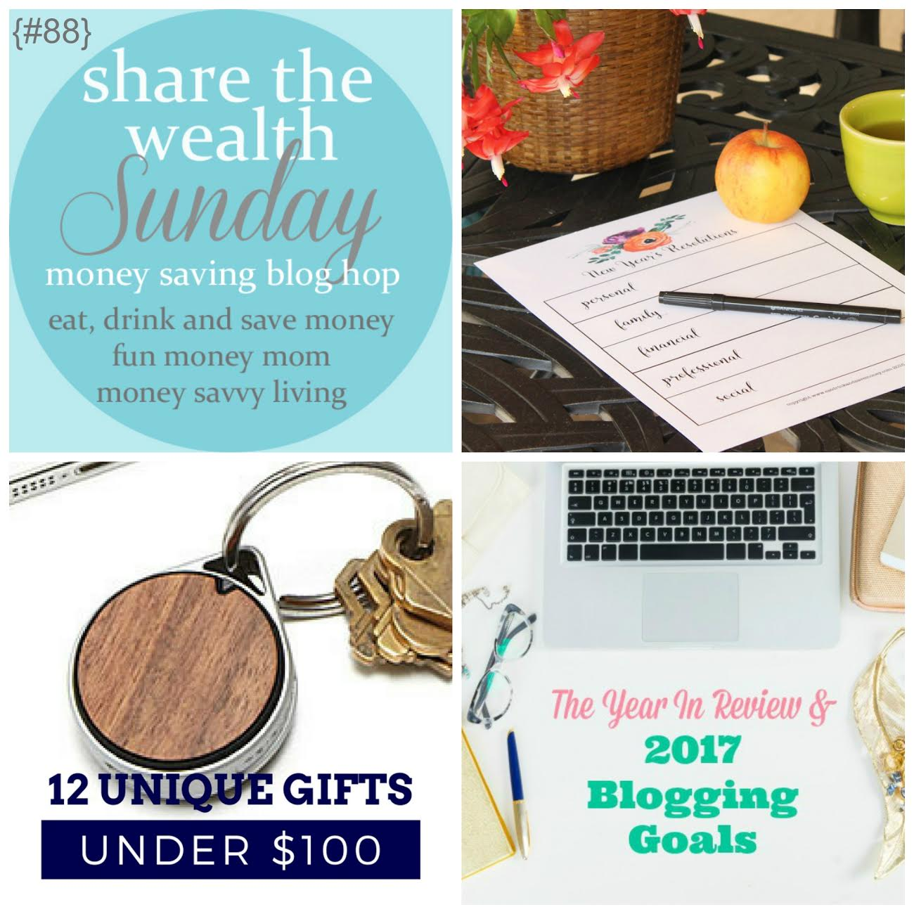 Share the Wealth Sunday hosts 88