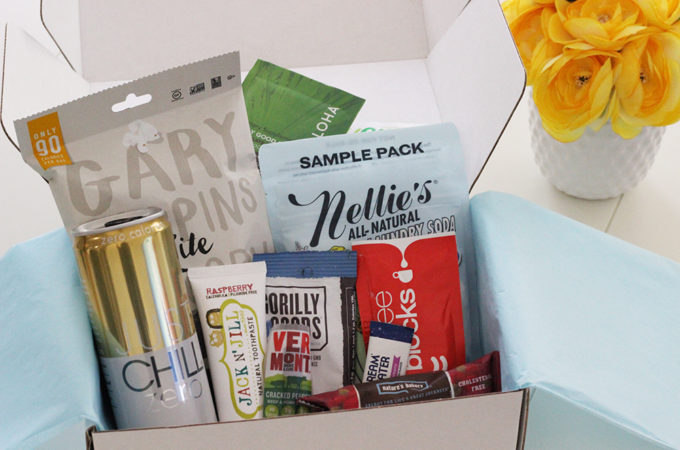Daily Goodie Box February