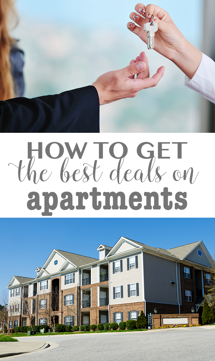 How to get the best deals on apartments