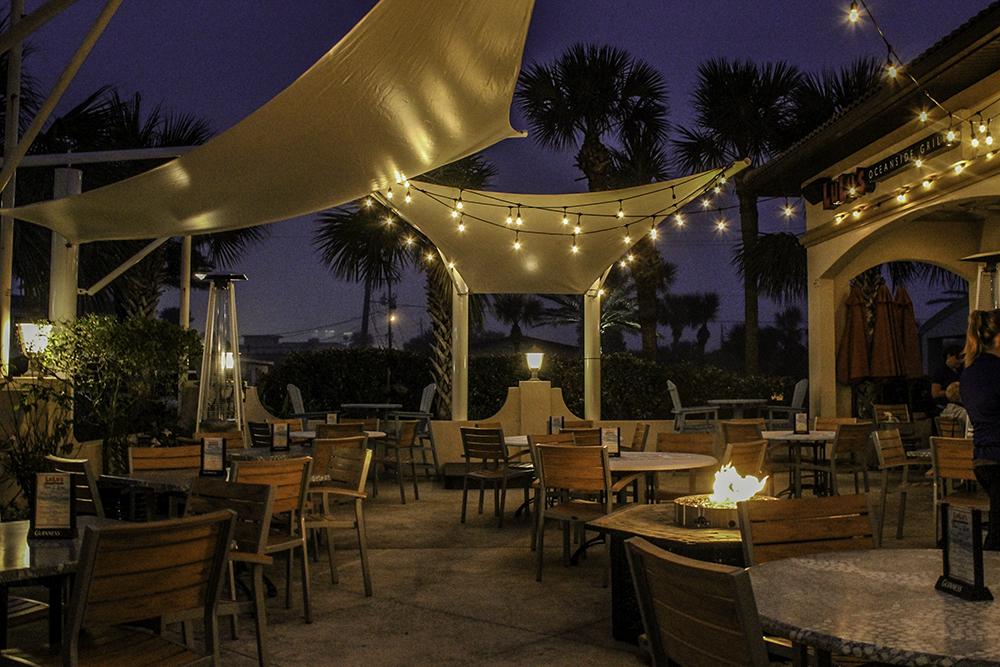 48 Hours in Daytona Beach: LuLu's Grill in Ormond Beach