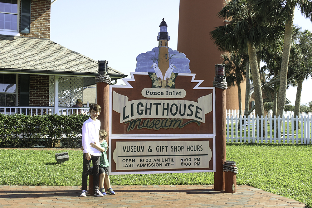 Ponce Inlet Lighthouse Museum