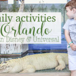 4 Family Activities in Orlando that aren't Disney or Universal
