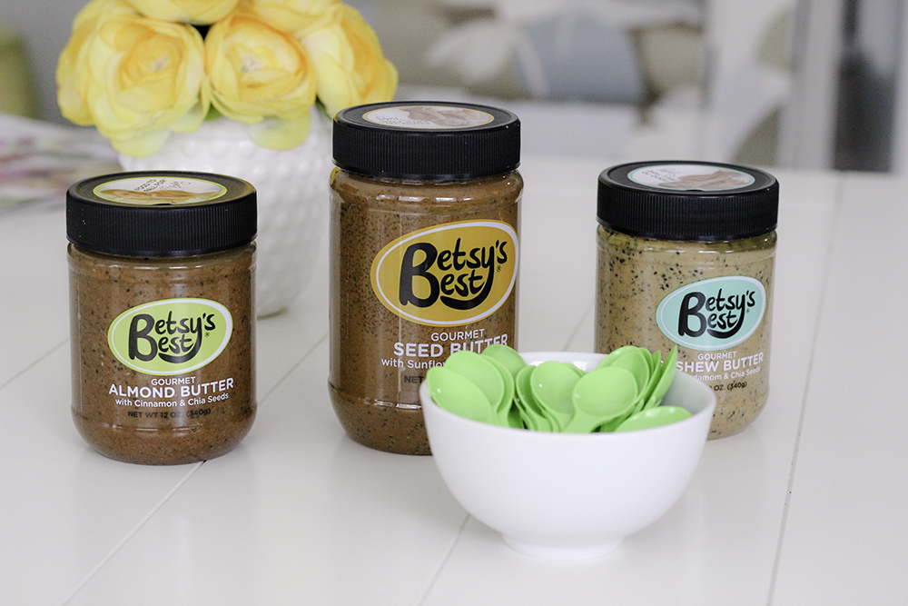 Betsy's Best nut butters