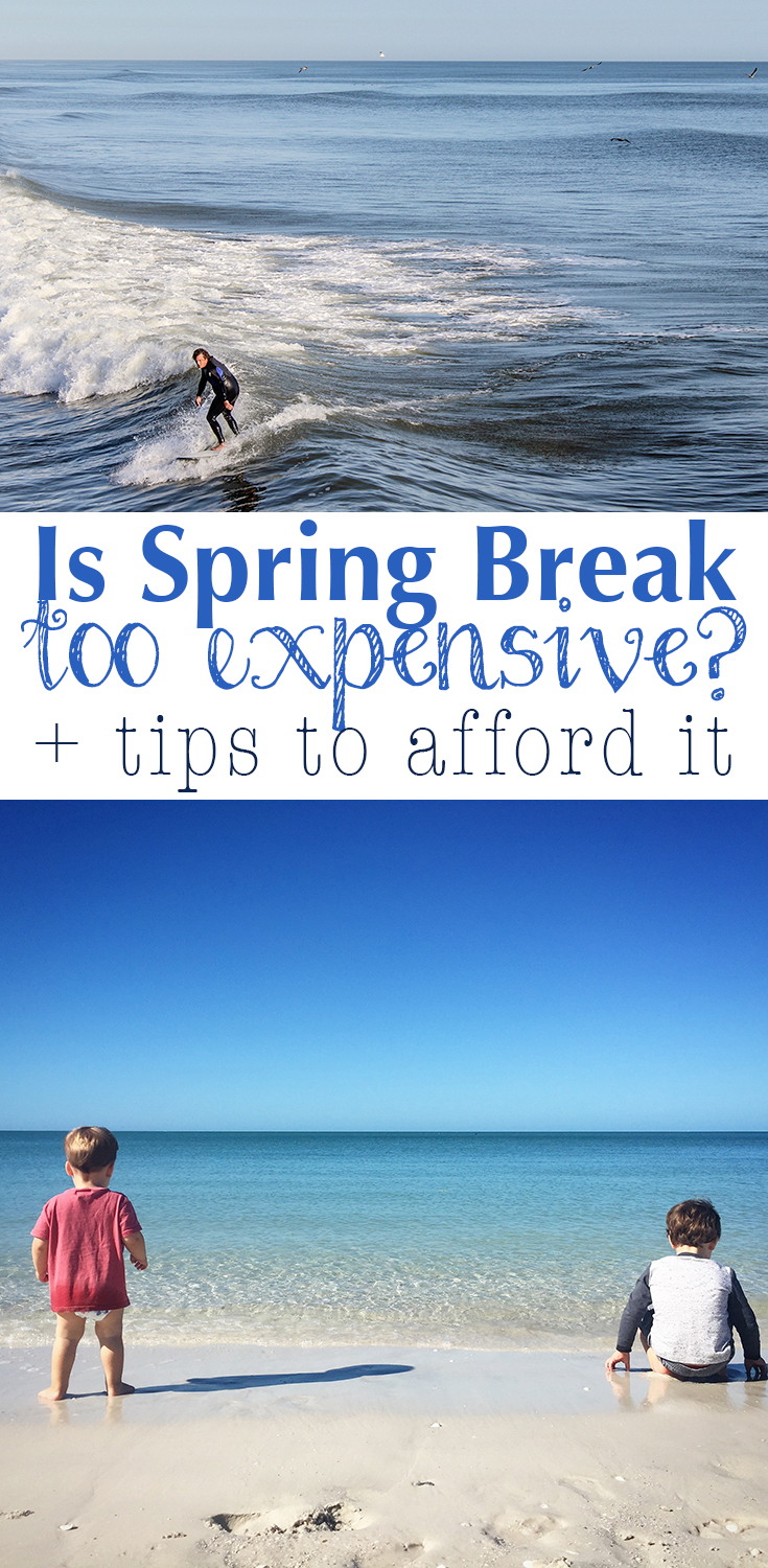 Is Spring Break too Expensive? Follow these tips to afford it