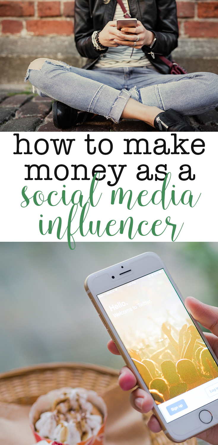 It's possible to make money from your phone and computer. Head here to learn all the secrets on how to make money as a social media influencer