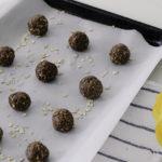 Yummy Almond Butter Protein Balls Recipe