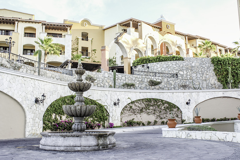 Amazing views at the Hacienda Encantada