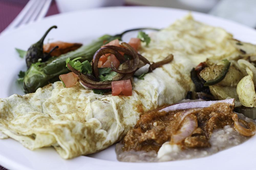 Best breakfast buffet at the Hacienda Encantada