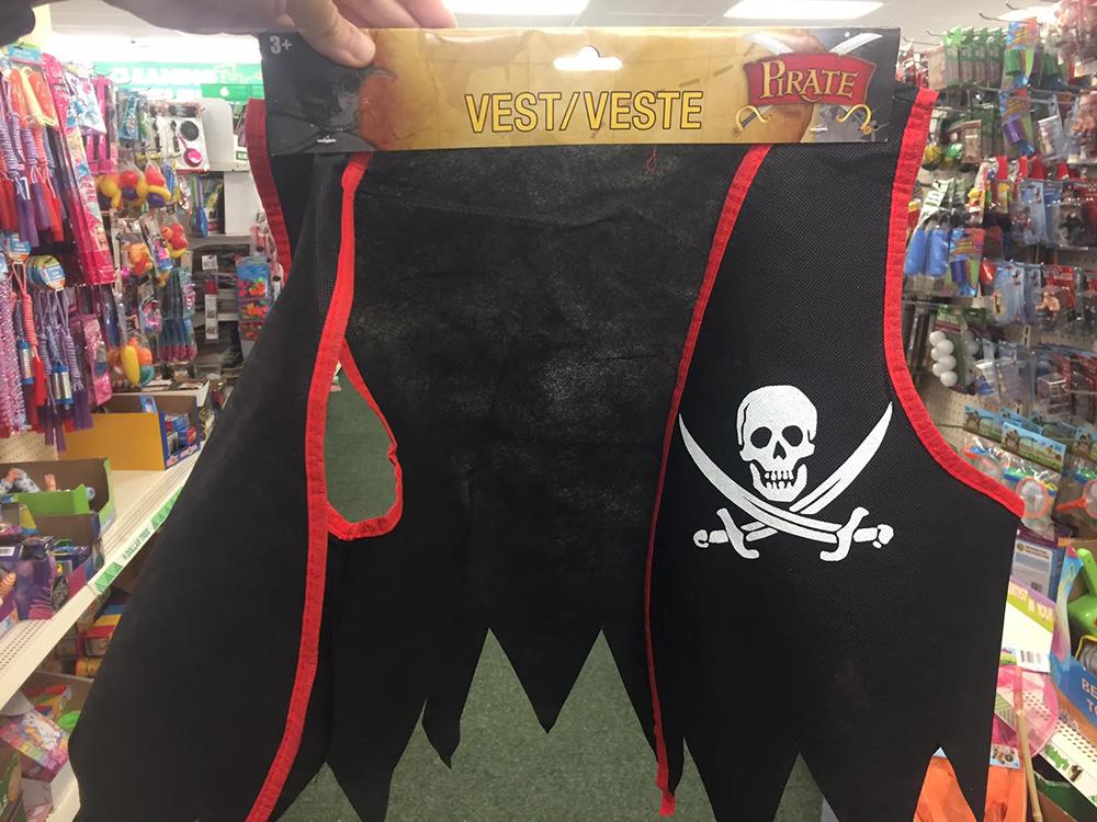 Disney Hack: Costume at Dollar tree for Disney World