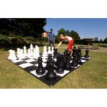lawn games Custom-Game-Source-Giant-Outdoor-Chess-Game