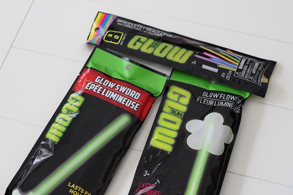 Glow sticks for Disney World