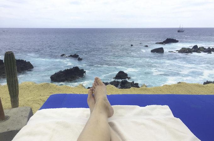 Great view at the hacienda encantada