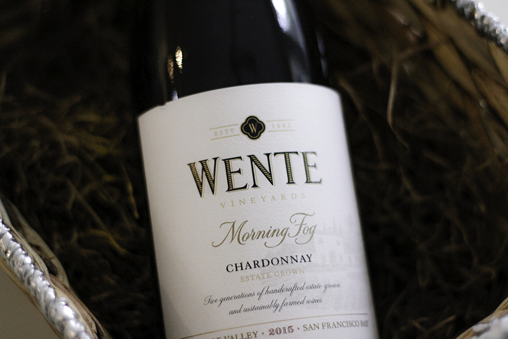 Wente Wine Morning Fog Chardonnay