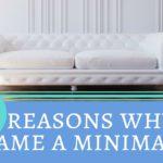 4 Reasons Why I Became a Minimalist