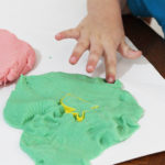 Easy recipe for play dough