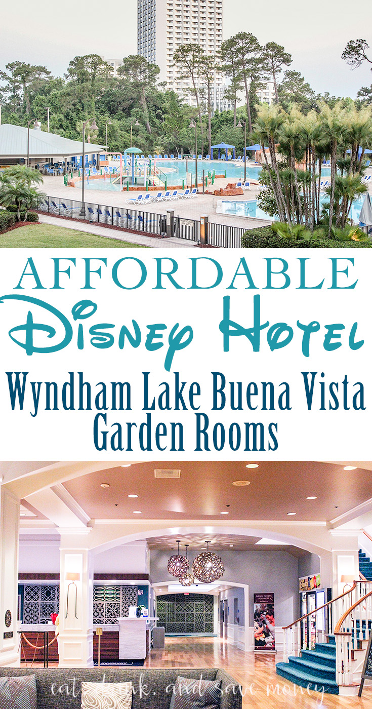 How to find an affordable Disney hotel