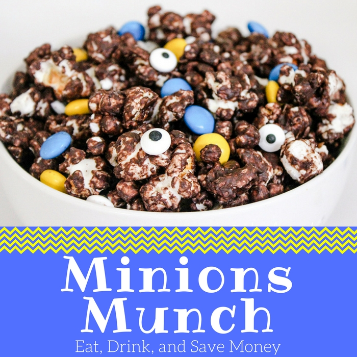 Minions Munch Square Image for FB and Google +
