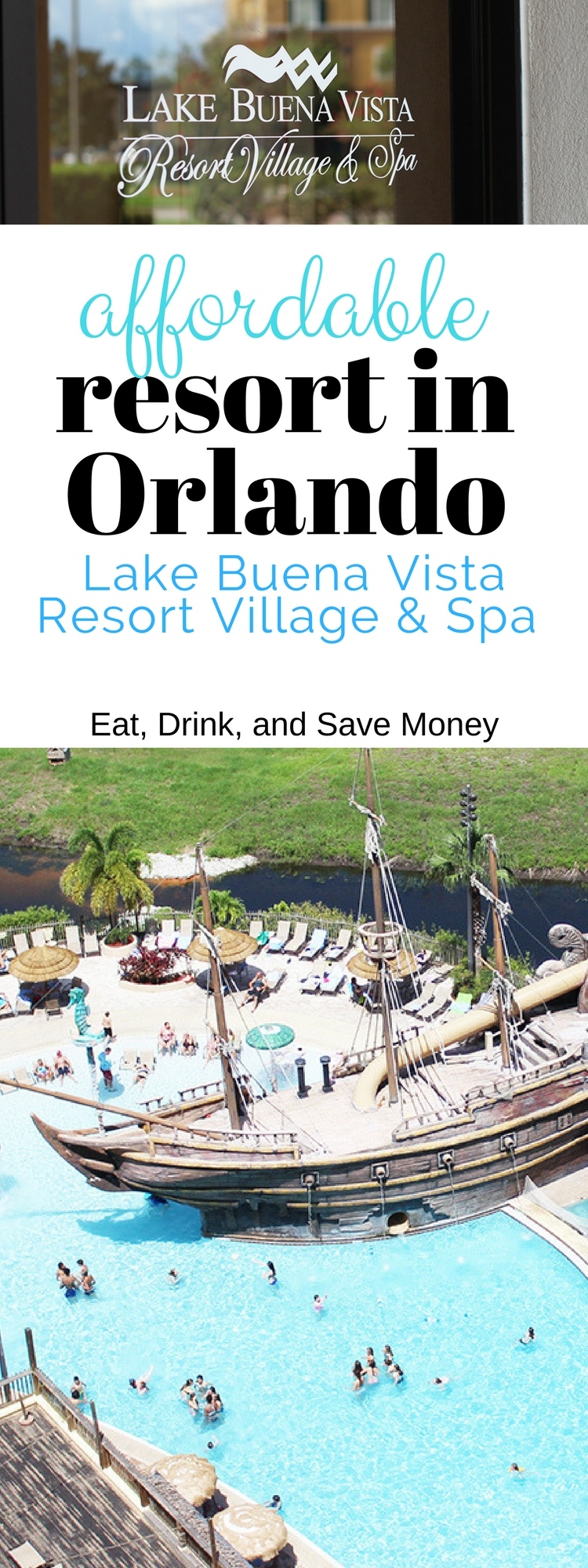 Affordable Resort in Orlando. Lake Buena Vista Resort Village and Spa Review