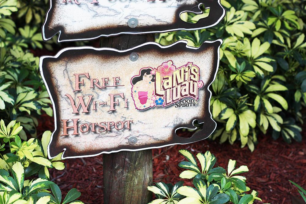 Free WiFi at Lake Buena Vista Resort Village and Spa