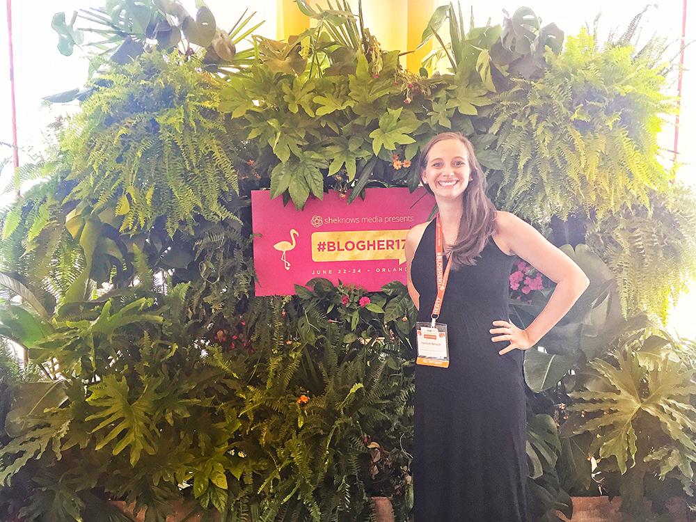 Hannah at BlogHer17