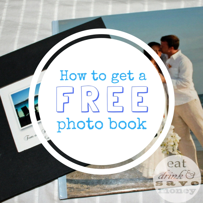How to get a free photo book