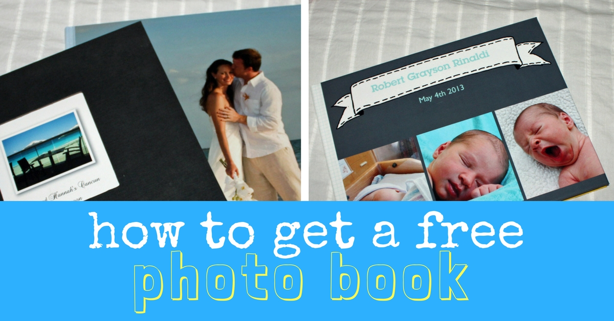 how to get a free photo book Facebook