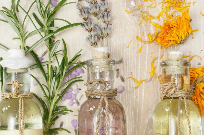 save money with essential oils