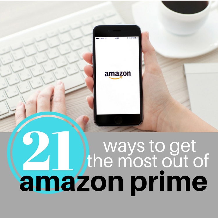 21 Ways to Get the Most out of Amazon prime square