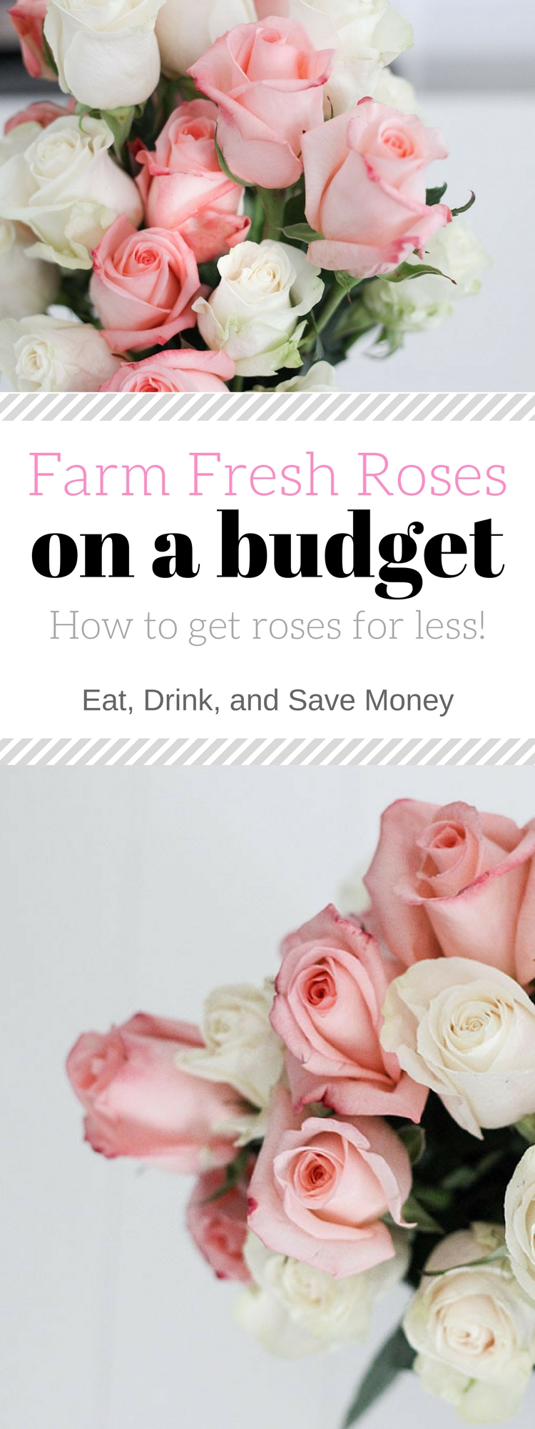 Get the best deal on flower delivery. How to get the best deal on roses delivered to your door. Farm fresh roses on a budget.