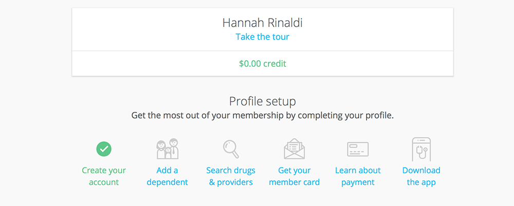 Getting Started with Single Care save money on prescriptions
