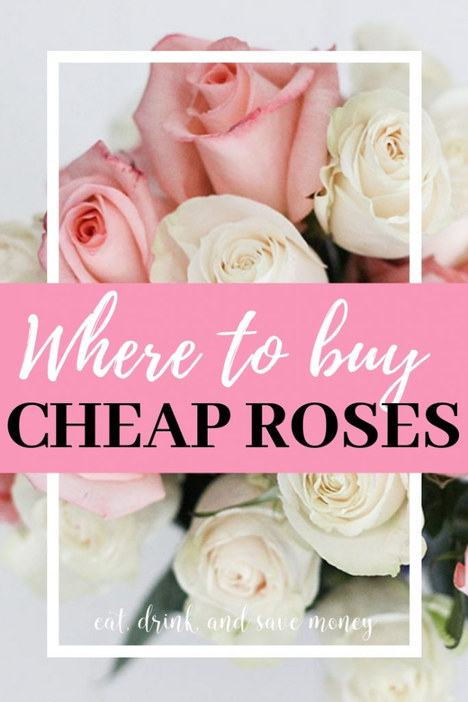 How to get a great deal on cheap roses