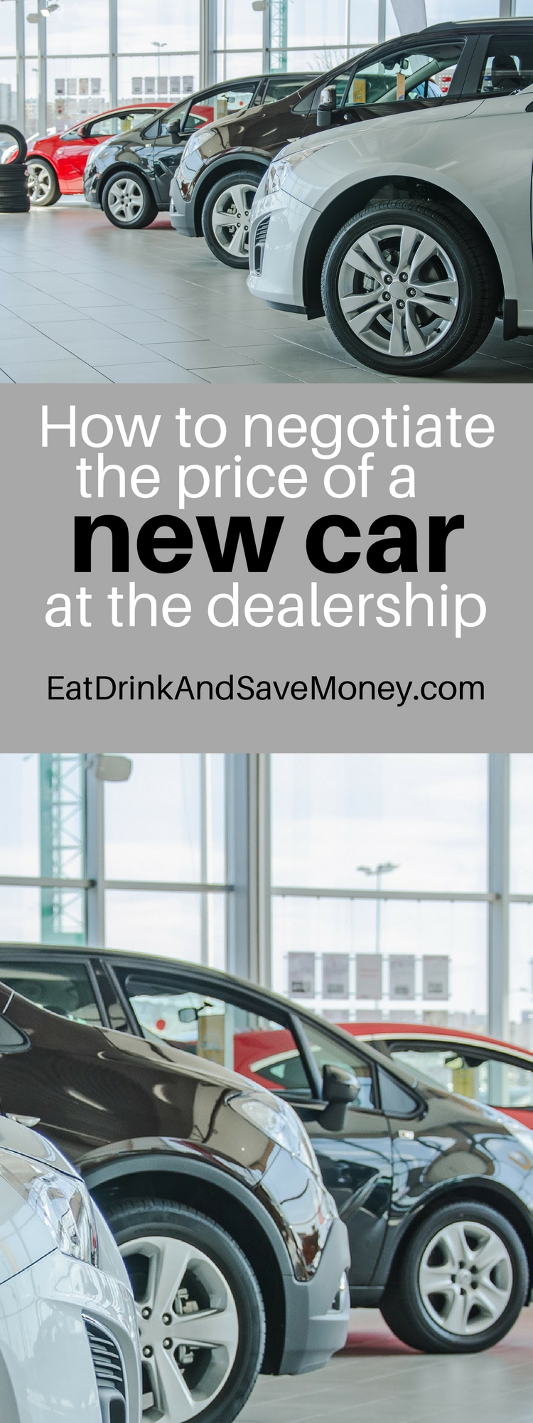 how to negotiate the price of a car at a dealership. Black Bedroom Furniture Sets. Home Design Ideas