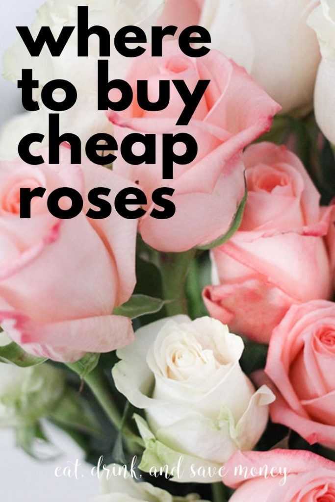 Where to buy cheap roses. Affordable roses delivered to your door