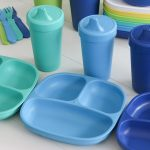 Re-Play Recycled Review: The Best Toddler and Baby Tableware